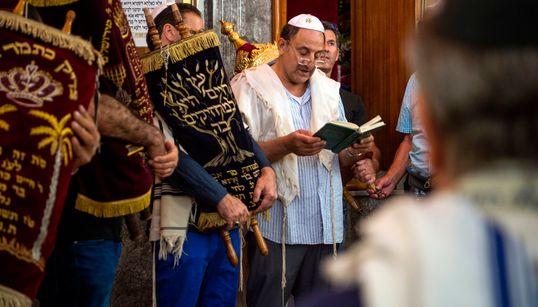 Aux côtés de participants musulmans, la communauté juive marocaine de l'étranger réunie cette semaine à