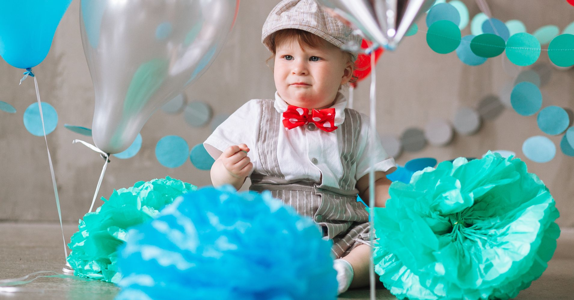 The Big First Birthday Party Debate What To Do When Your Kids