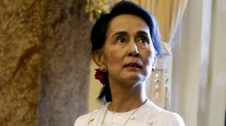 Amnesty International retire sa plus haute distinction à Aung San Suu