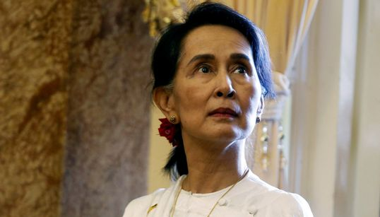 Amnesty International retire sa plus haute distinction à Aung San Suu
