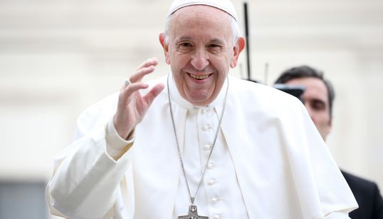 Le pape François se rendra au Maroc en