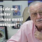 Quand Stan Lee parlait de son insulte