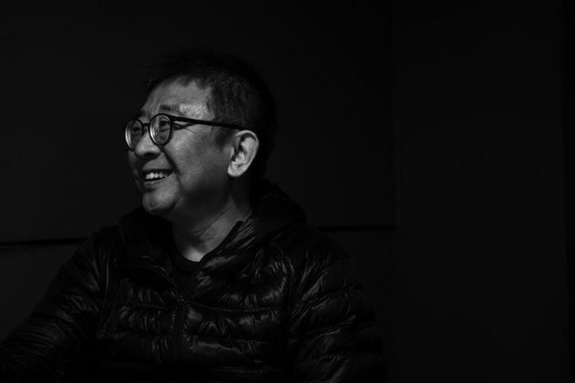 '군산: 거위를 노래하다'의 감독 장률을