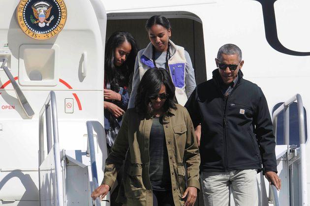 10 cosas que sabemos de Michelle Obama gracias a su libro