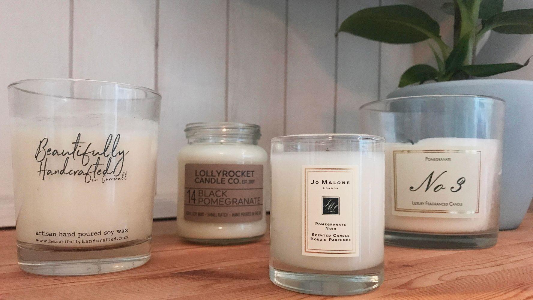 Jo Malone Pomegranate Noir Candle Vs Aldi And Other Cheaper