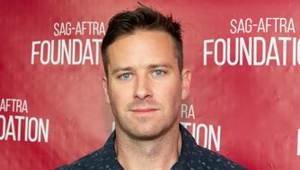 LOS ANGELES, CA - NOVEMBER 09: Actor Armie Hammer attends SAG-AFTRA Foundation Conversations screening of 'On the Basis of Sex' at SAG-AFTRA Foundation Screening Room on November 9, 2018 in Los Angeles, California. (Photo by Vincent Sandoval/Getty Images)