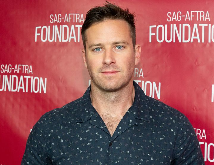 Armie Hammer argued with his Twitter followers over the correct way to mourn a comic book icon.