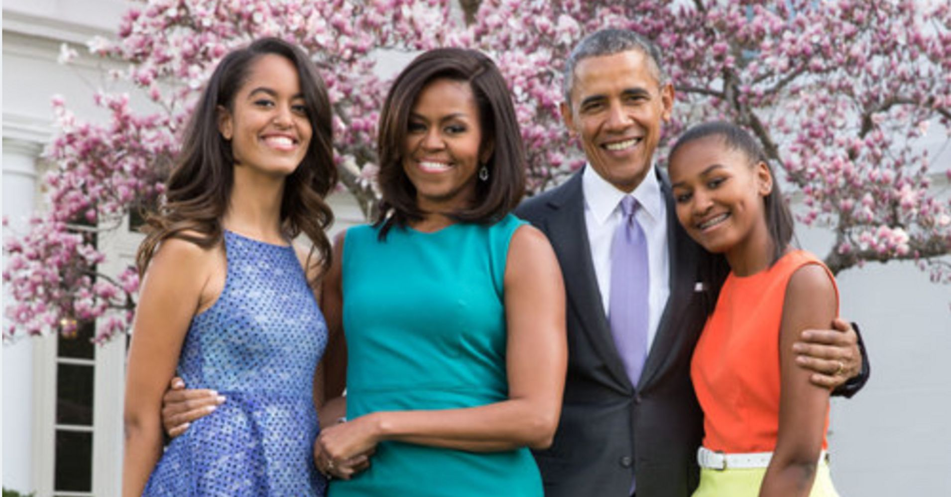 Michelle Obama Dishes On Awkwardly Meeting Malia's Prom ...