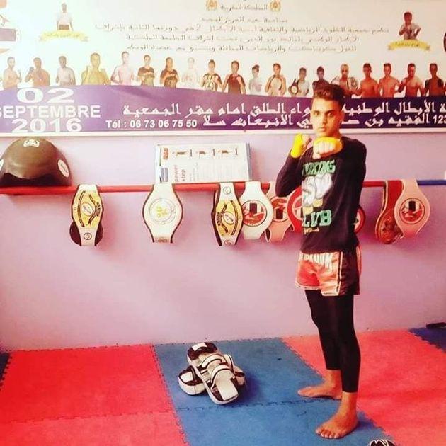 Triple champion du Maroc de kick-boxing, Ayoub Mabrouk a été retrouvé sans vie sur une plage en Espagne