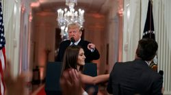 Facing Lawsuit, Trump White House Shifts Story On CNN's Jim
