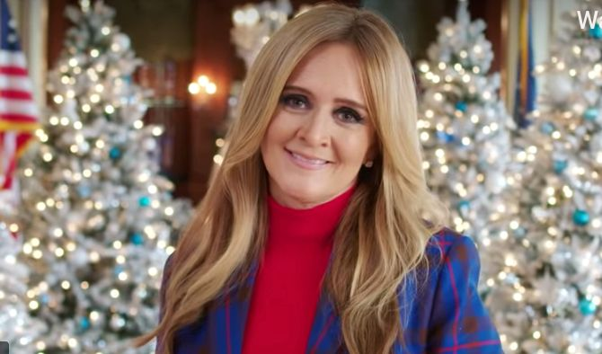 Samantha Bee's 'Christmas On I.C.E.' Particular Seems Like An Immaculate Conception