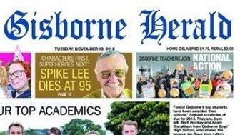 The Gisborne Herald