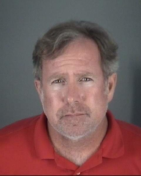 Florida elementary school principal Edward John Abernathy, 50, of Land O'Lakes, was arrested after he was accused of stealing