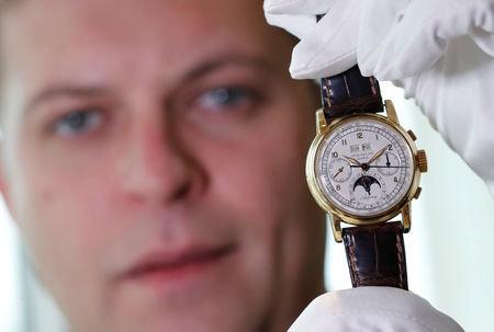 Μοναδικό ρολόι πουλήθηκε έναντι ποσού - ρεκόρ