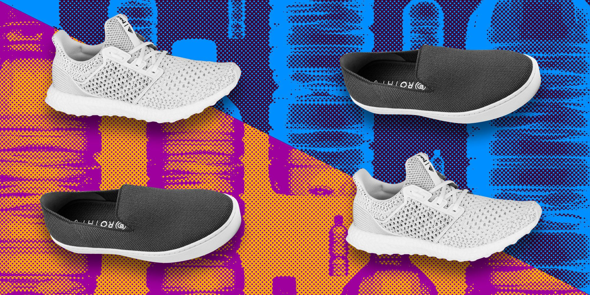 Can Sneakers Made From Recycled Plastic Save Our