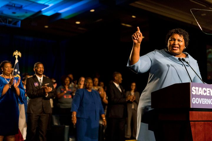 Democratic Georgia gubernatorial candidate Stacey Abrams has refused to concede the election until all the votes are counted.