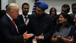 Donald Trump Slammed For Leaving Out Hindus In Tweet Celebrating