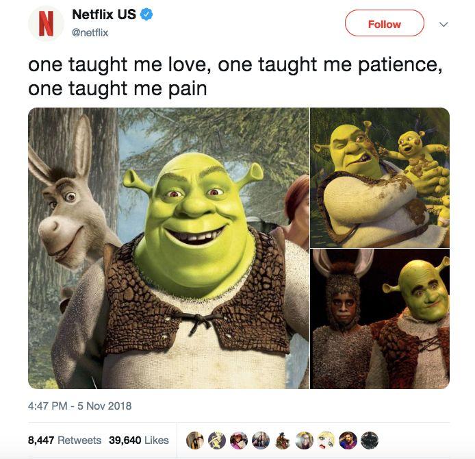Netflix on Twitter