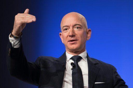 Amazon CEO Jeff Bezos already owns homes in Washington, D.C., and New York City.
