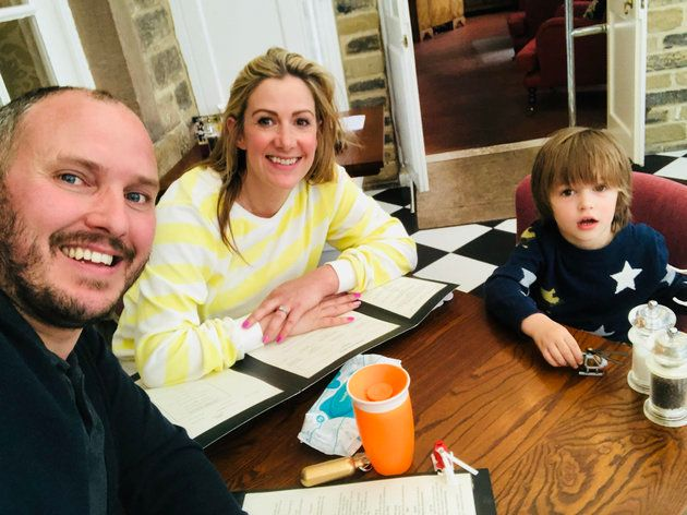 HEARTBREAKING: 'Daddy, Don't Worry It's Just Us Two Now': What Rachael Bland's 3-Year-Old Son Said After She