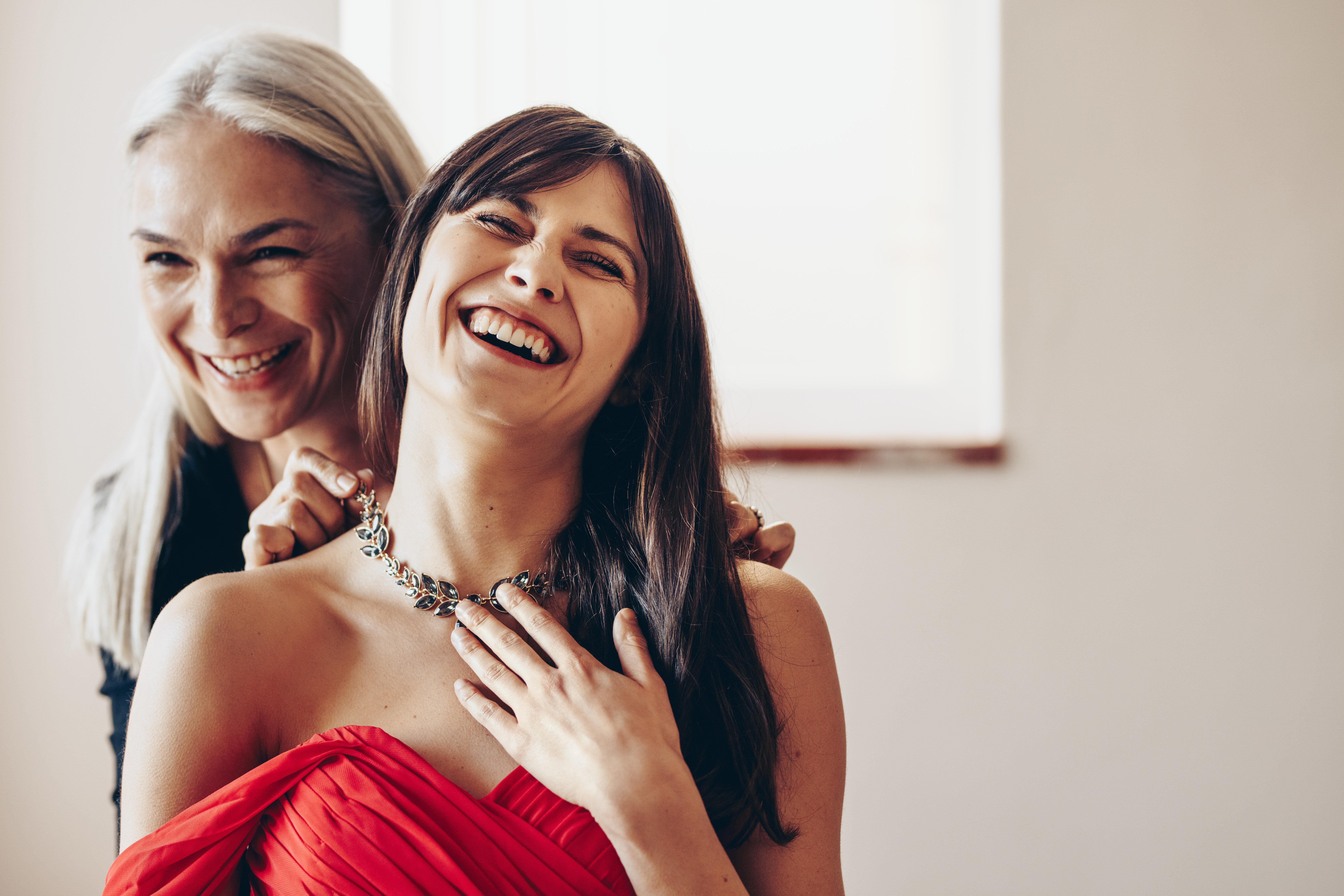 Un estudio sugiere que las madres son la razón por la que sigues en la