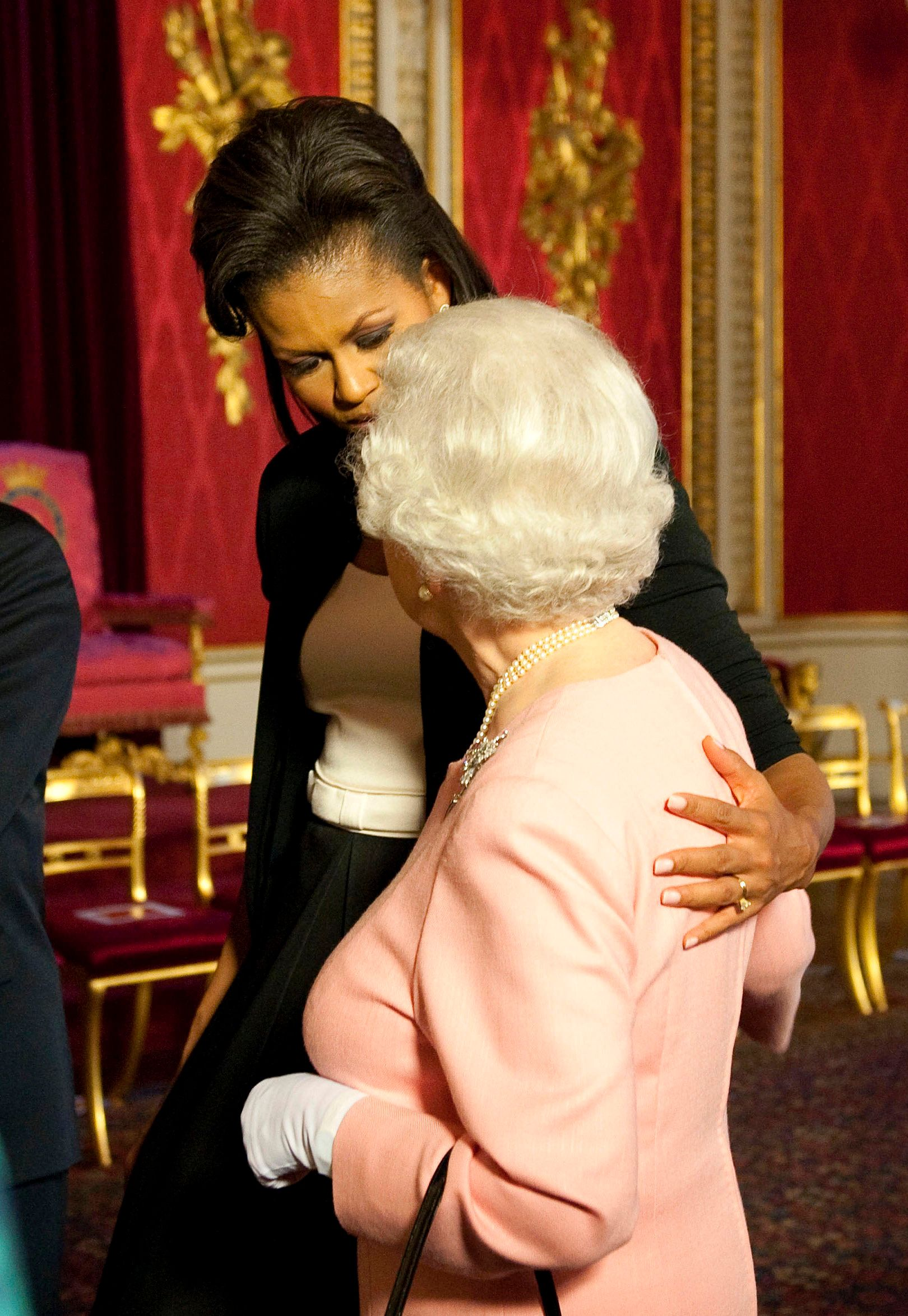 After Nearly 10 Years, Michelle Obama Finally Explains Why She Hugged The