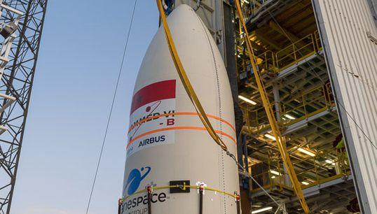 Tous les détails sur le lancement du deuxième satellite