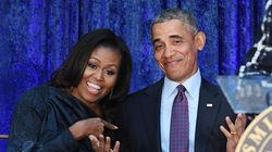 Barack Obama Celebrates Michelle Obama In Romantic Book