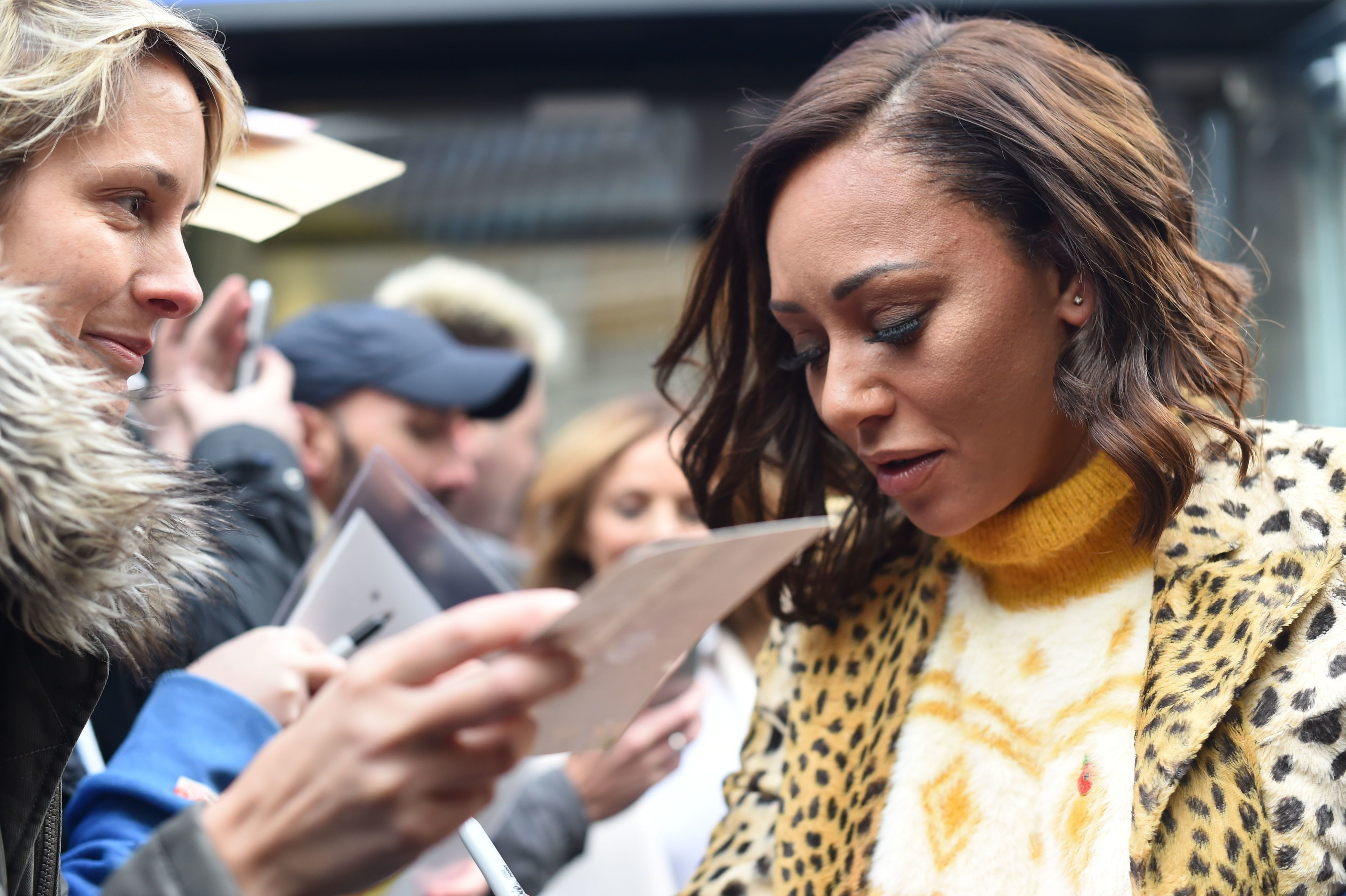 Mel B Slams 'Dangerous' And 'Sick' Person Who 'Deliberately' Slashed Her