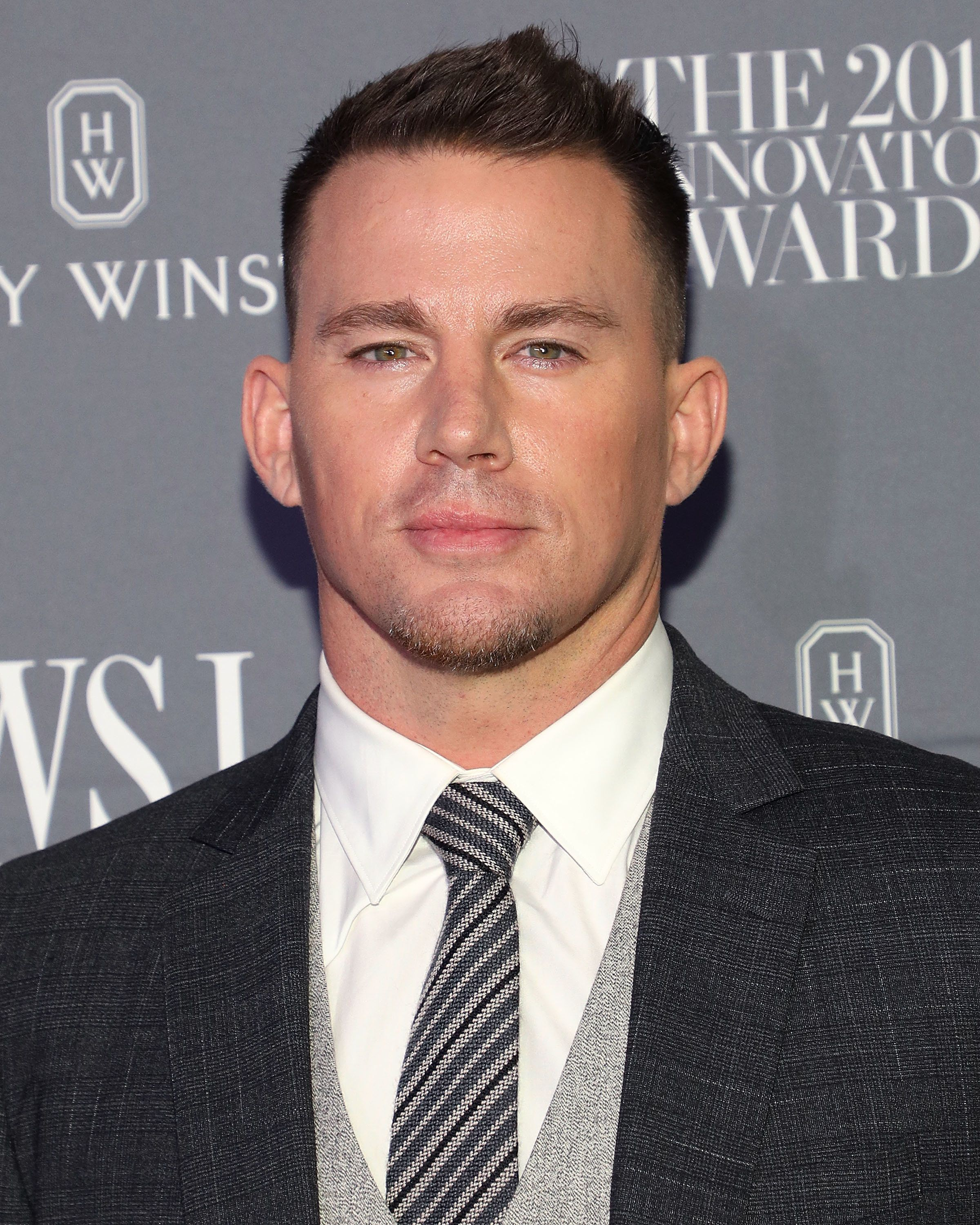 Channing Tatum Spotted Getting Right Into It At Jessie J's London