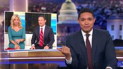 Trevor Noah: Ainsley Earhardt's Recount Comment 'Too Dumb' For Fox