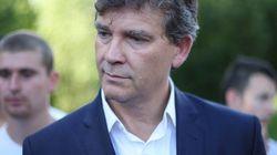 Arnaud Montebourg nouveau président de l'Association