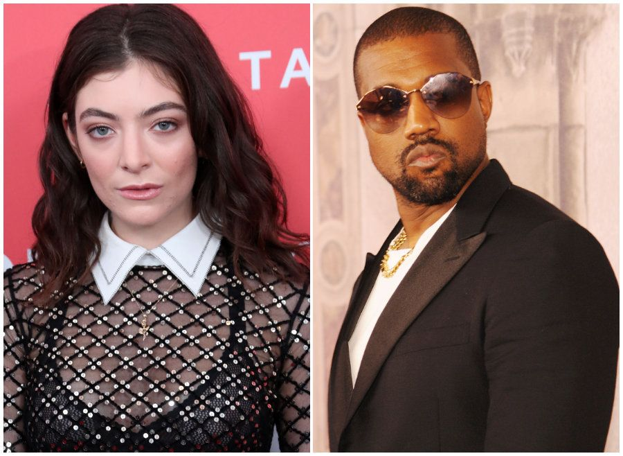 CONTROVERSY: Lorde's Former Stage Designer Sides With Kanye West After She Claims He 'Stole' Her