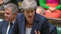 Brexit Deal 'Losing Theresa May Support Of Tory MPs And