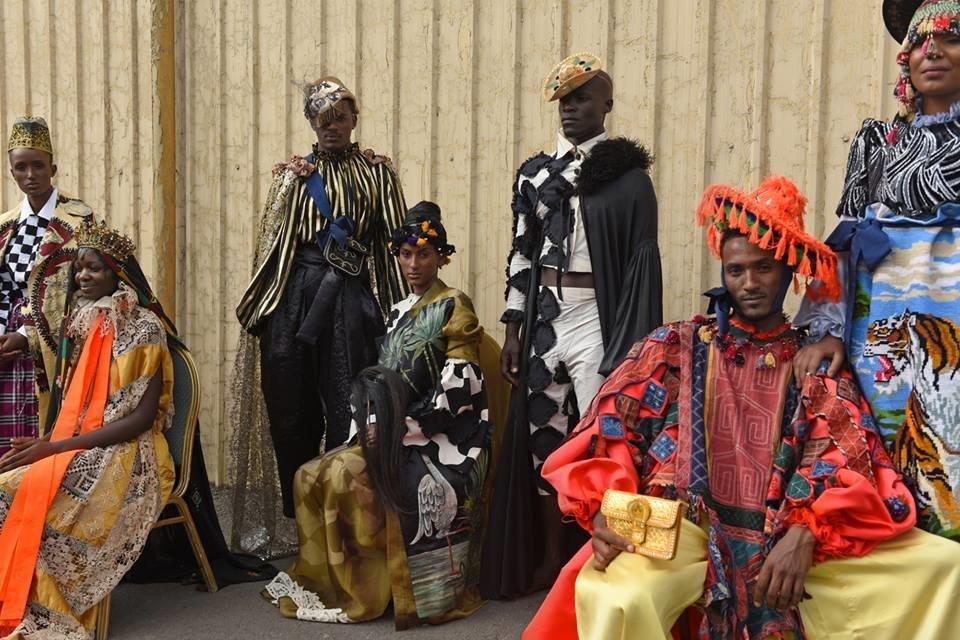 """Retour en images sur l'épopée marocaine de la Maison Art/C, lors de la fashion week """"Hub Of"""