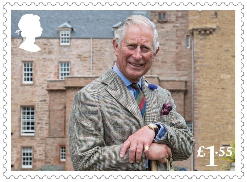 Prince Charles Loves Red Squirrels