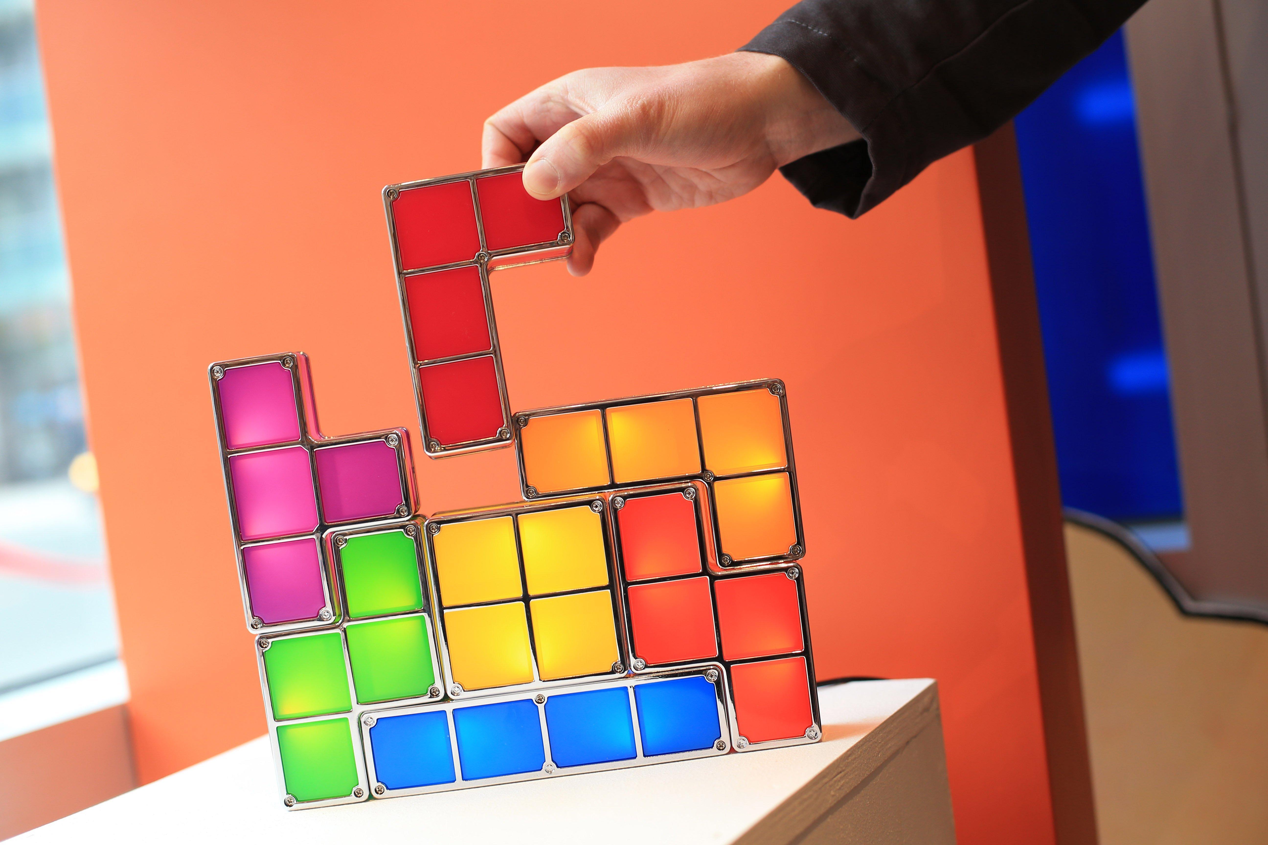 Tetris est un antistress, selon une