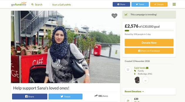 Crowdfund Set Up For Family Of Pregnant Woman Fatally Shot With