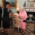 Royals: Michelle Obama gesteht, warum sie und die Queen royales Protokoll