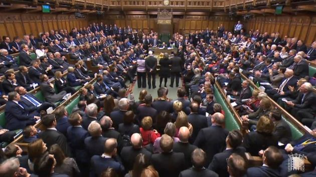 A 'meaningful' vote is only the first step in the process, MPs