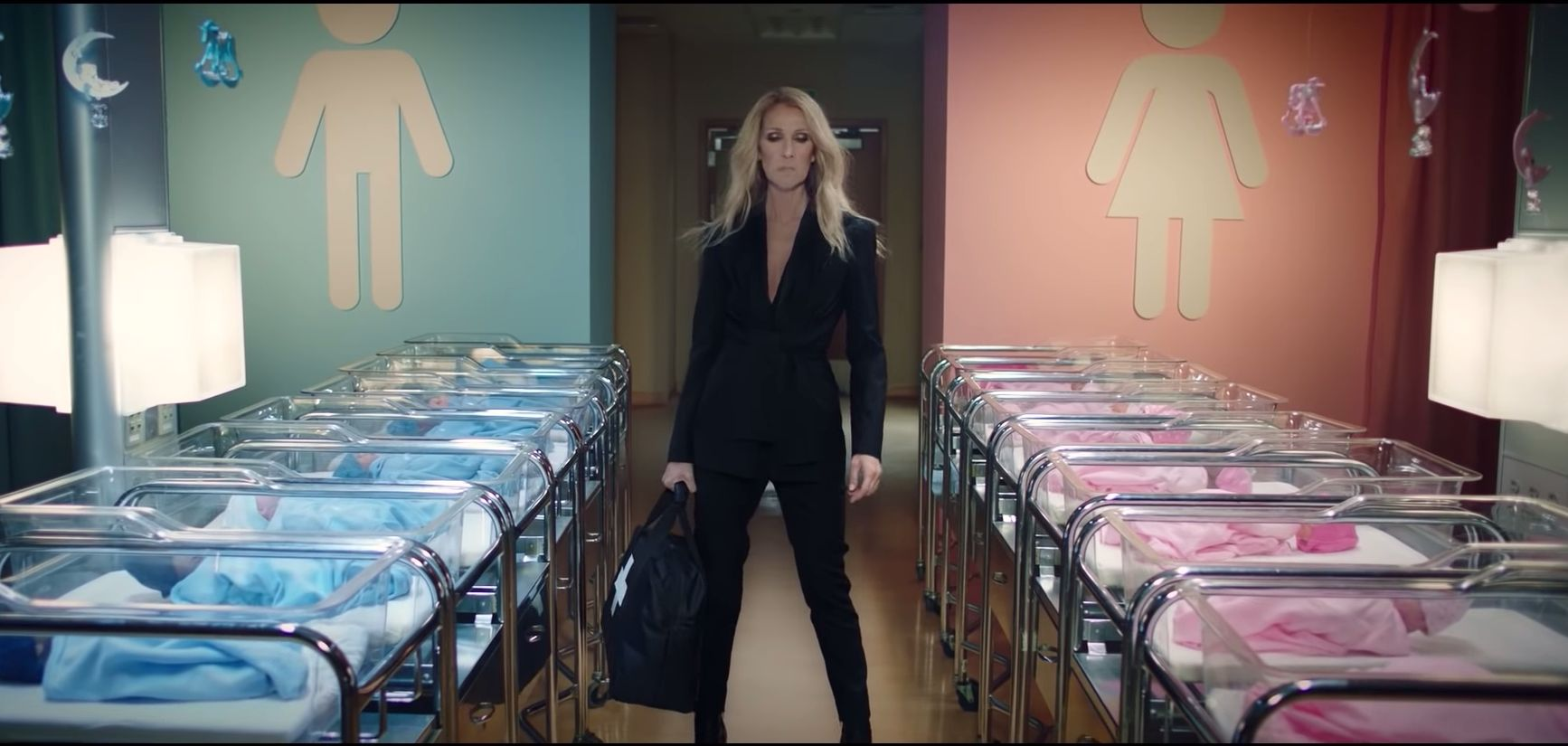 Celine Dion Gender Neutral Clothing Line