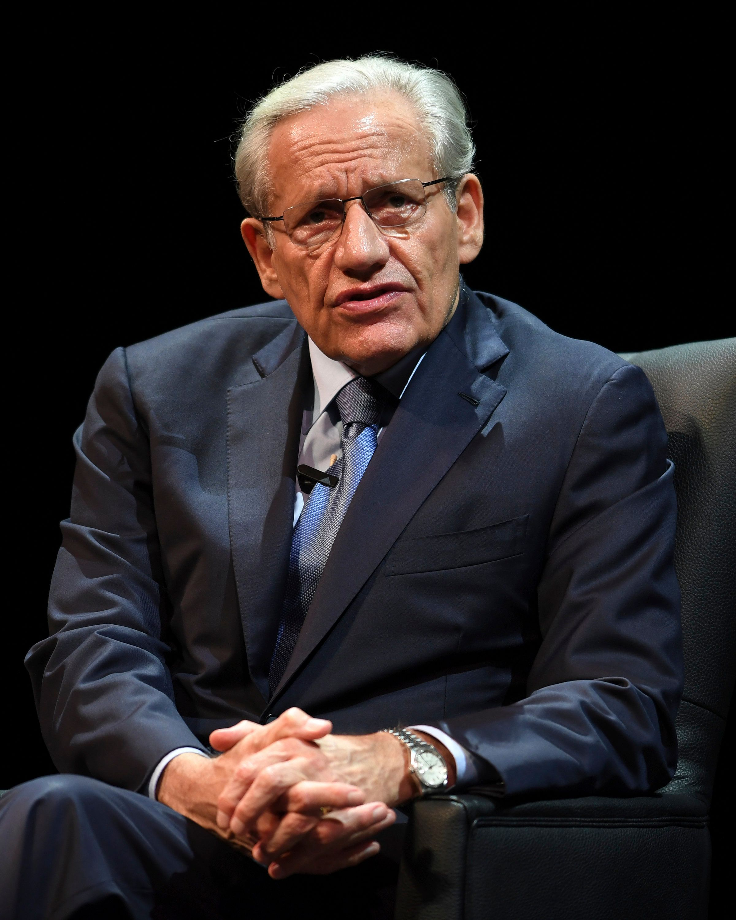 Bob Woodward: The Media Has Become 'Emotionally Unhinged' About Trump