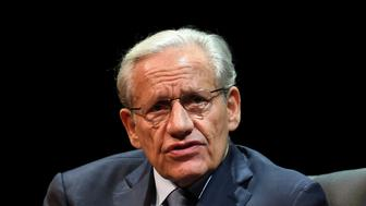 CORAL SPRINGS FL - OCTOBER 15: Bob Woodward speaks during an evening with Bob Woodward discussing his new book FEAR Trump in the White House at Coral Springs Center for the Arts on October 15, 2018 in Coral Springs, Florida. Credit: mpi04/MediaPunch /IPX