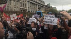 Outcry In Ireland Following Victim-Blaming During Rape