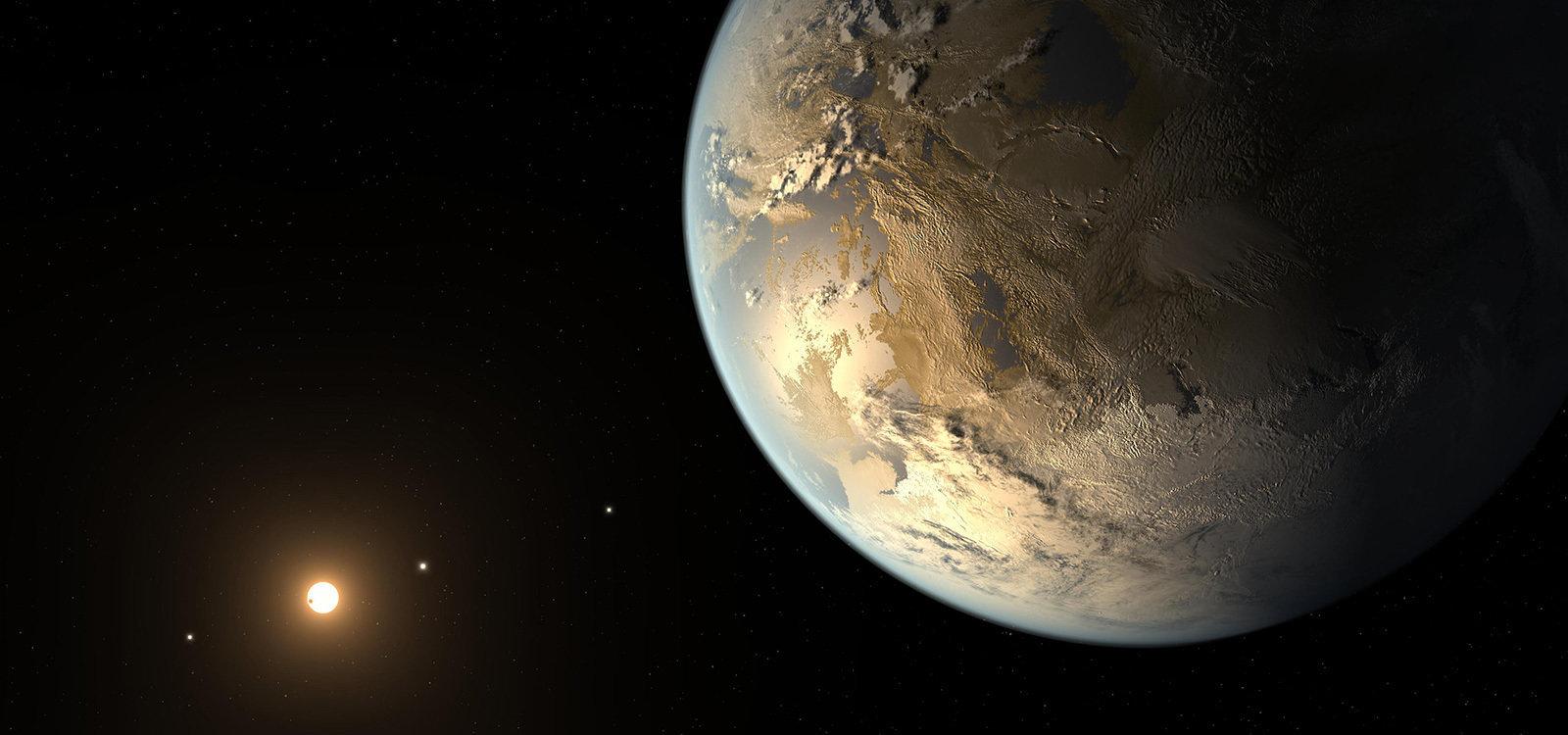 Ανακαλύφθηκε η παγωμένη υπερ-Γη και είναι πιο κοντά μας απ' ότι