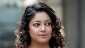Former Bollywood actress Tanushree Dutta stands for photographs outside a media house in Mumbai, India, Friday, Oct. 12, 2018. A social media storm began in September, when Dutta spoke to several Indian TV news channels about her frustration with a fruitless police complaint she filed in 2008 against actor Nana Patekar for alleged sexual harassment on a Mumbai movie set. Since then, Indian actresses and writers have flooded social media in recent days with allegations of sexual harassment and assault, releasing pent-up frustration with a law that was lauded internationally but that critics say has done little to change the status quo in the world's largest democracy. (AP Photo/Rajanish Kakade)