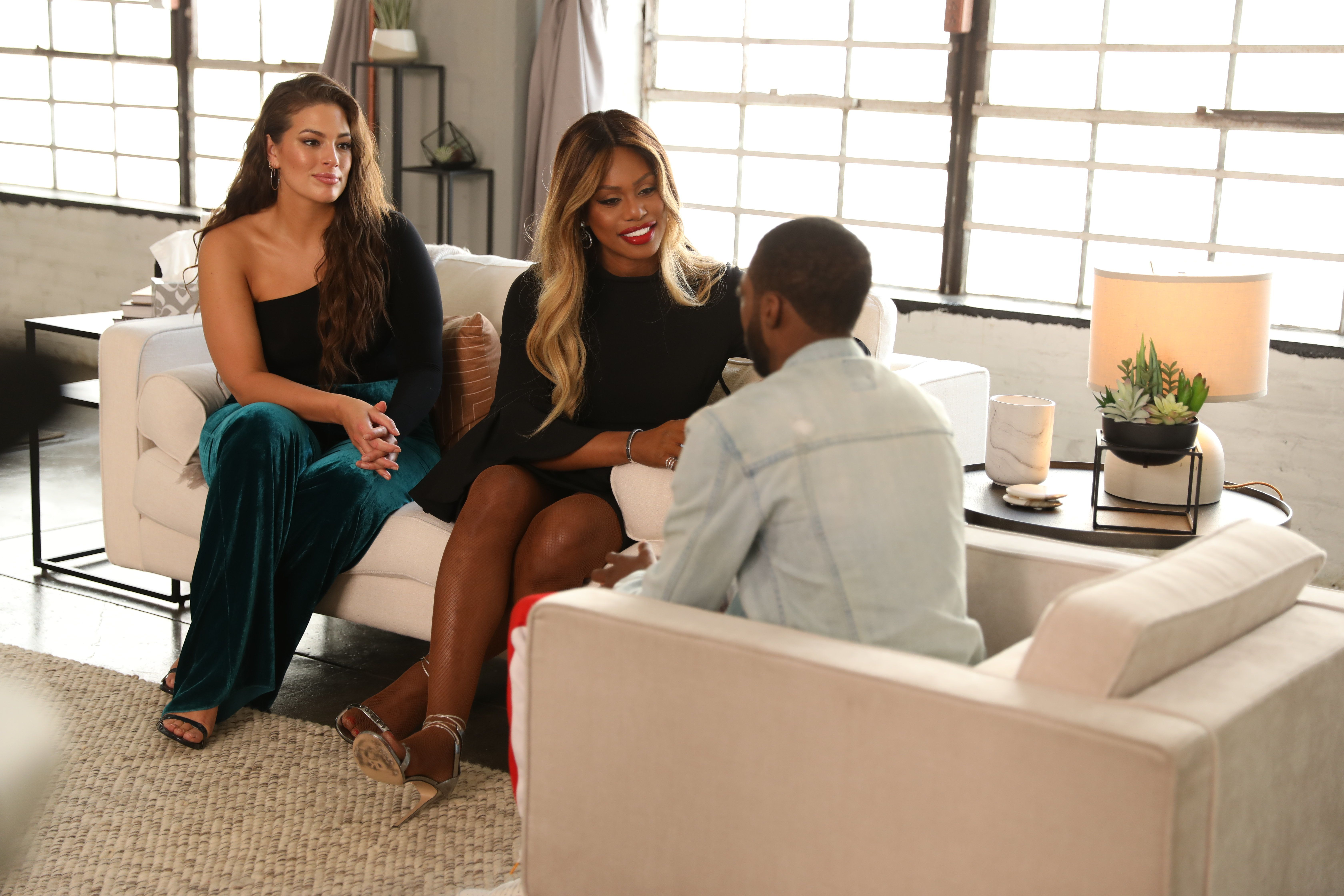 Laverne Cox Surprises Transgender Man Who's Never Met Another Openly Trans
