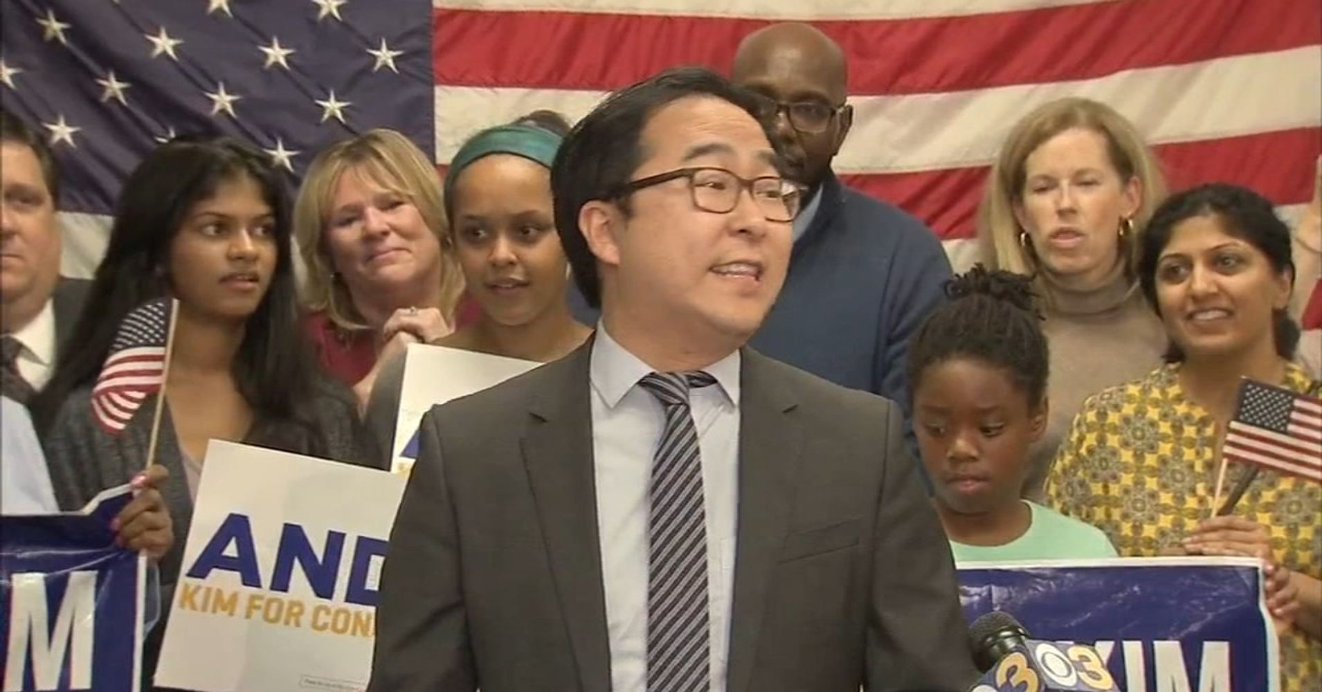 Andy Kim Beats Obamacare Repeal Architect Tom MacArthur, Building Democratic House Majority