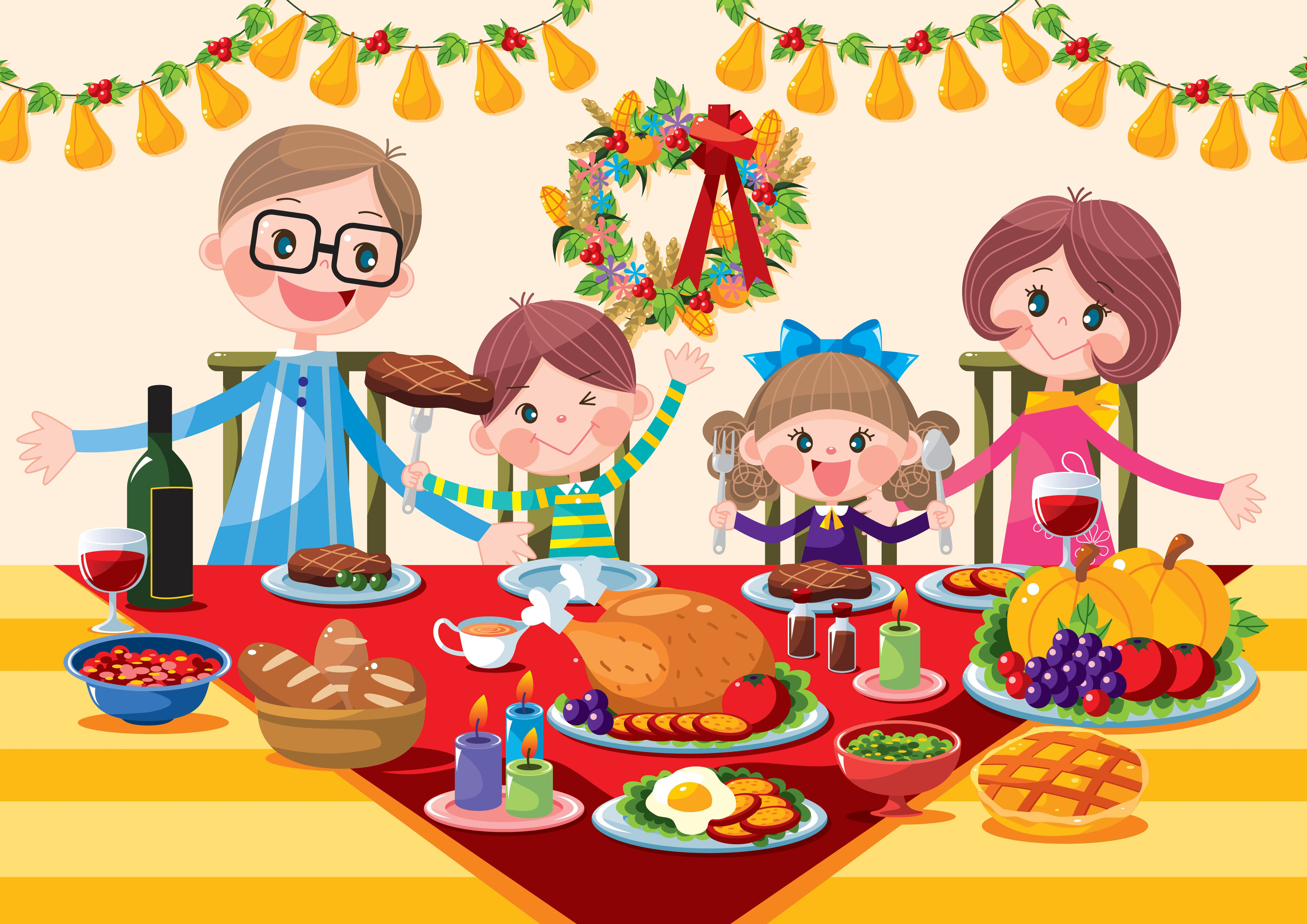 Why The Kids' Table Should Be Forever Banished From Thanksgiving