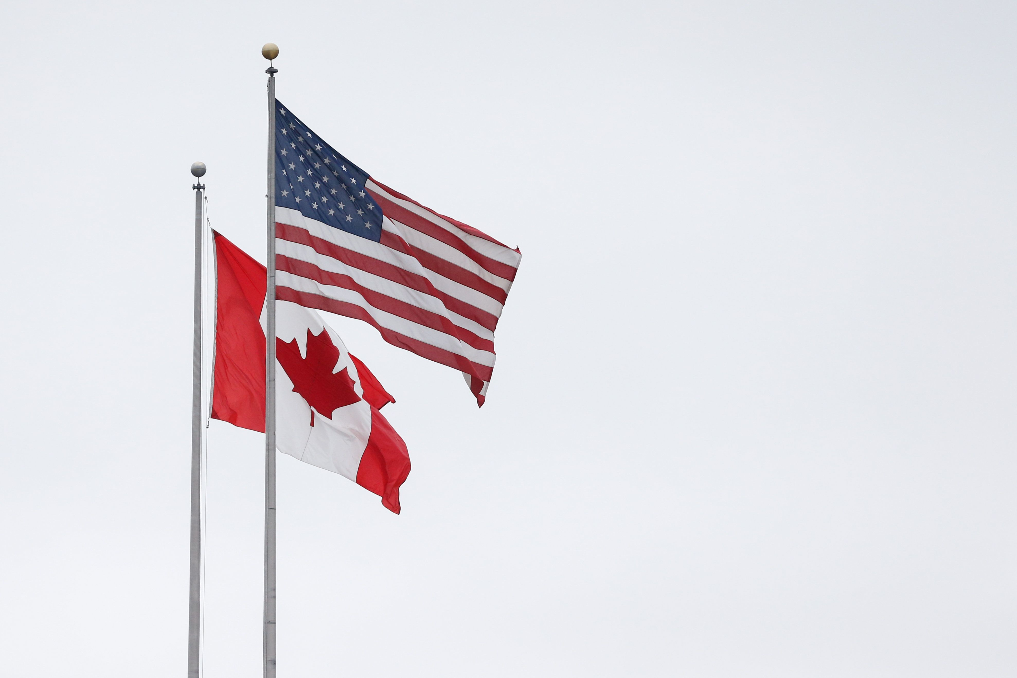 Record Number Of U.S. Citizens Sought Asylum In Canada In 2017: